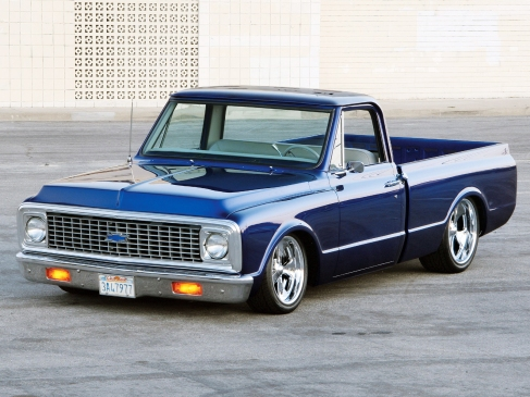 1972 Chevy C-10 pickup