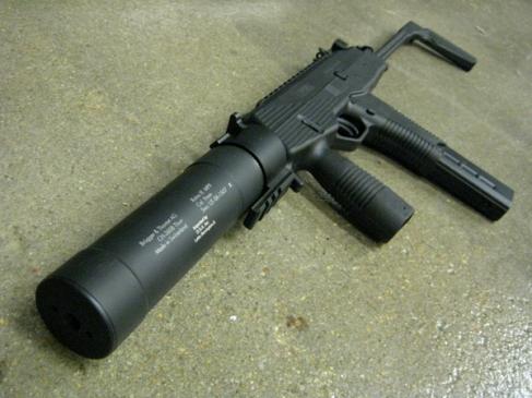 B&T Tp-9 smg pistol