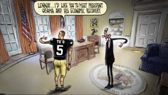 Lie vs Lie Cartoon