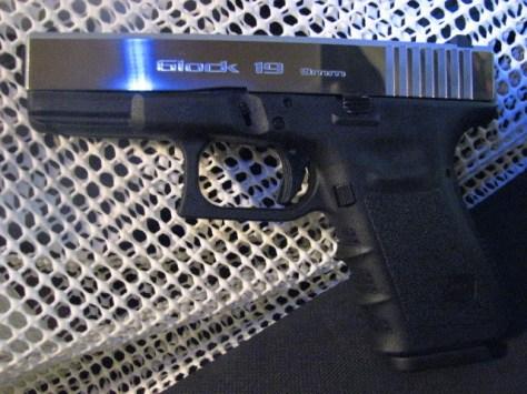 Glock 19 mirror finish