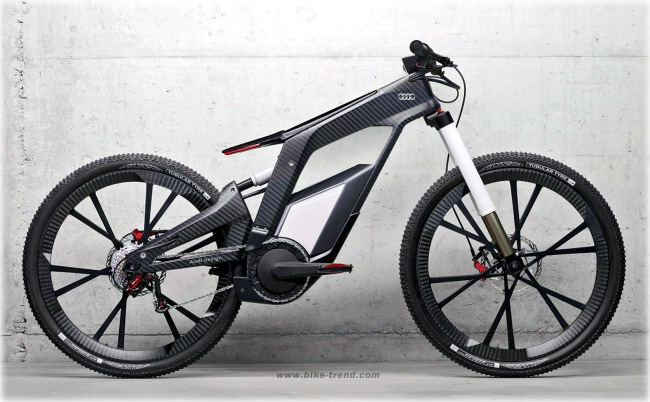Audi E-Bike Concept by Audi (Pictures)