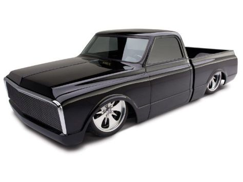 1972 Chevy C-10 Custom Pickup (photo)