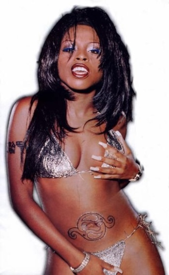 "Foxy Brown feat Louie Rankin - ""Bust It Anywhere"" (audio)"