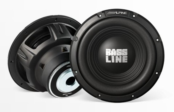 ALPINE BASSLINE SUBWOOFER SERIES (photo)