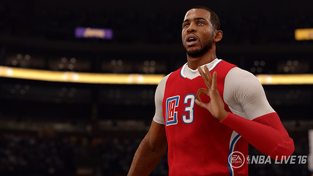 NBA LIVE 16 Player Creation – Scan Your Own Jordans, Tattoos & More! (Video Games)