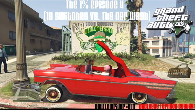 The 1% Episode Four (16 Switches vs. The Car Wash)  (Games We Play)