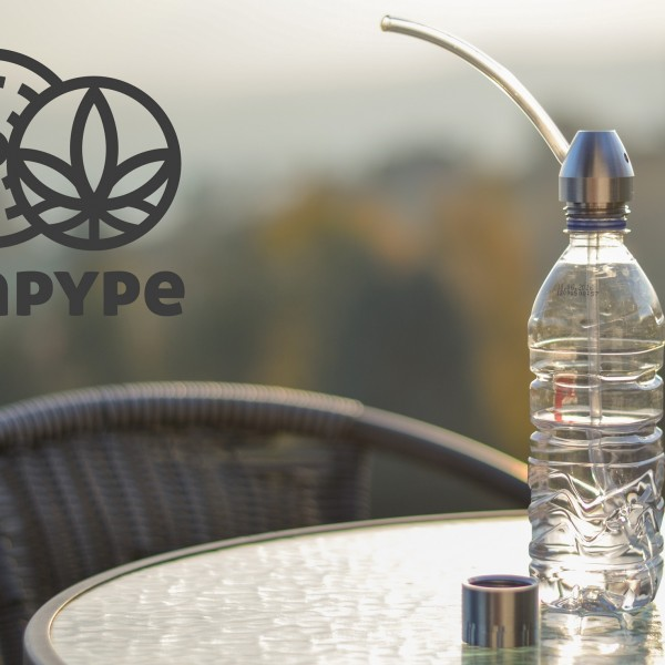 zenpype portable bong / bowl pipe / grinder / gadget official (Bud Stop)