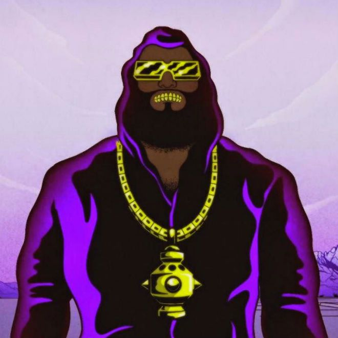 Captain Murphy – Crowned (Audio)