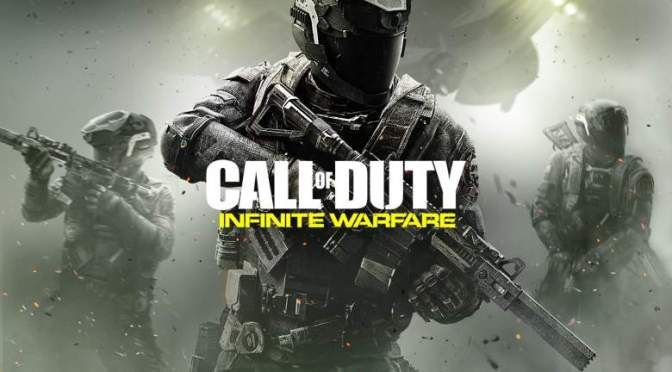 What We Learned from the Call of Duty: Infinite Warfare Beta (Games We Play)