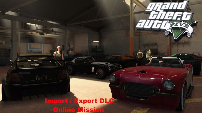 How GTA V Import/Export Works (Games We Play)