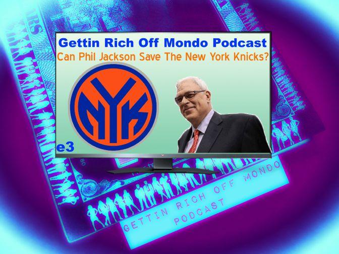 Phil Jackson – Should He Coach Quit or Hire A New Coach? #Knicks